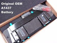 """New Genuine Original Apple MacBook Pro Retina 13"""" A1425 2012 2013 Battery A1437"""