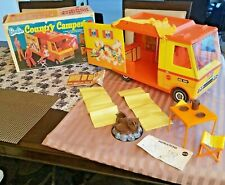 New ListingVintage 1970 Mattel Barbie Country Camper With Original Box and Accessories
