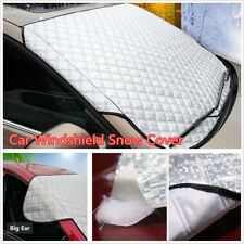 1Pc 4seasons Windscreen Cover Car Ice Frost Snow Dust Protector Sun Shade Screen