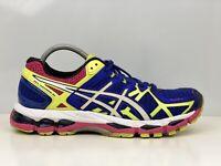 Asics Gel Kayano 21 Womens Multicoloured Mesh Running Trainers UK Size 7.5