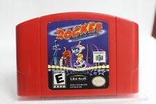 Rocket: Robot on Wheels N64 (Nintendo 64, 1999)
