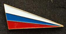 Russian ARMY     RUSSIAN FLAG    BERET BADGE pin   #86 sasa