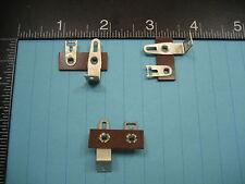 Terminal Strip Keystone 2 Lug 1 Grounded Lug Solder Freebies with Order !! QTY 4