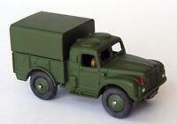 DINKY TOYS MILITAIRE meccano ltd REF 641 ARMY 1-TON CARGO TRUCK  MINT NO BOX