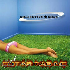 Collective Soul Digital Guitar Tab YOUTH PDF Lessons on Disc Joel Kosche