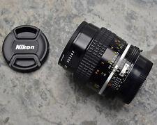 Nikon Micro-NIKKOR f/2.8 55mm Macro Lens with CRC NEX M4/3 Mirrorless (#3657)