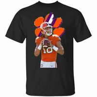 TREVOR LAWRENCE Football T-Shirt Men's Football Tee Shirt Short Sleeve S-5XL