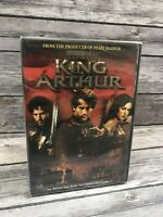 King Arthur (DVD, 2004) Clive Owen Keira Knightly Jerry Bruckheimer NEW Sealed
