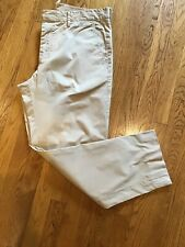 DSquared2 Men's Khaki Pants, SZ 36x27.5