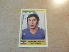 original PANINI STICKERS EURO FOOTBALL 76 1976 Dragan DZAJIC (Nr 160)