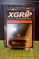 (3) X-Grip Fits 1911 for use in 1911 Compact/Officer 45 ACP and 1911 Magazines