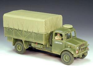 King & Country FOB042 Bedford OYD Truck MIB Retired