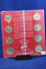 2007 Presidential $1 coin Uncirculated Set Sealed  coin P&D Mints