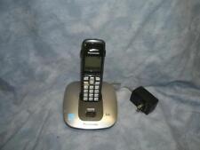 Panasonic KX TG6412 M 1.9 GHz Single Line Cordless Phone w/ Handset & AC Adapter