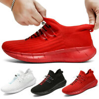 Men's Casual Sneakers Athletic Running Shoes Joggging Tennis Trainer Gym Walking