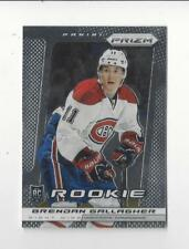2013-14 Panini Prizm #252 Brendan Gallagher RC Rookie Canadiens
