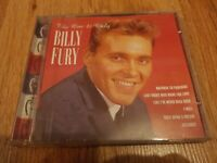The One and Only......Billy Fury..... CD...