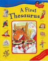 A First Thesaurus (Words for Writing) by Thomson, Ruth Hardback Book The Fast
