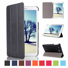 Screen Protector Case For Samsung Galaxy Tab A 8.0 T350 Leather Flip Stand Cover