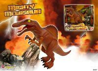 Interactive Dinosaur Spinosaurus Mighty Megasaur Walking Biting Moving Toy Robot