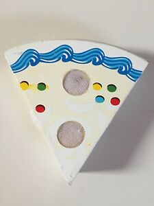 Melissa Doug Birthday Party Cake Wooden Toy Food Kitchen Replacement Piece Parts