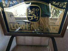 Lowenbrau Bar Mirror