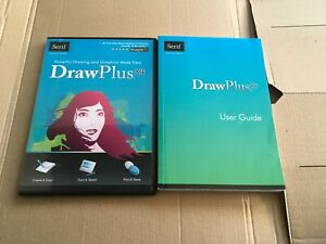 Serif Draw Plus x4 Program and User Guide. In Excellent Condition.