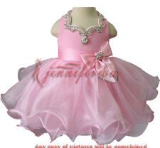 Infant/toddler/kids/baby/Girl's Pageant/prom/formal Dress size1-7 EB1211-1