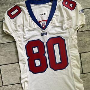 2004 Reebok NFL Team Issued Jersey New York Giants Jeremy Shockey Sz. 44 Vintage