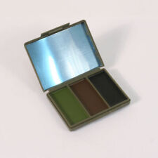 Camouflage Face Paint. Camo Compact CAMTECH Military Cam Cream. Central Europe C