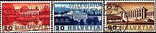 SVIZZERA - 1938 - Palazzo della Società Nazioni e del B.I.T. a Ginevra