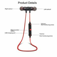 Awei Earbuds Wireless Bluetooth 4.0 Headphone MIC Sport Bass Headset Earphone