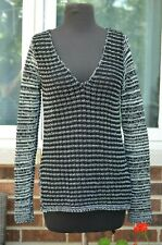 HELMUT LANG WOMEN SWEATER PULLOVER SIZE US S EUC