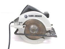 BLACK & DECKER CIRCULAR SAW 2 HP, #7358