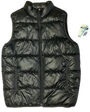 Old Navy Childrens Sleeveless Black Puffer Vest XL (14-16)