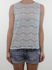 New Look Lace Crew Neck Tops & Shirts for Women