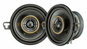 "Pair Kicker 47KSC3504 KSC3504 3.5"" 50 Watt 2-way Car Stereo Speakers KSC350"