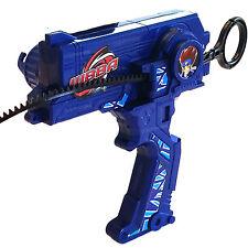 Beyblade Duotron Dual Launcher / Ripper, BLUE WBBA Version - USA SELLER!