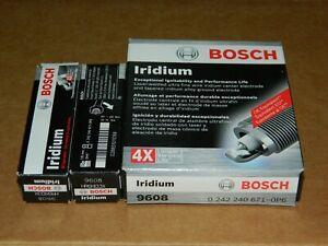 (6) BOSCH 9608 IRIDIUM SPARK PLUGS FOR CROWN VICTORIA TOWN CAR GRAND MARQUIS