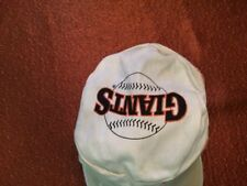 VINTAGE 1980'S SF Giants Painters Cap white hat Jimbo Moonman Kuip Ripper Chili