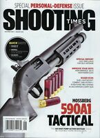 Shooting Times January 2021   Mossberg 590A1