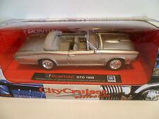 PONTIAC GTO CABRIOLET de 1966  ~  NEUF