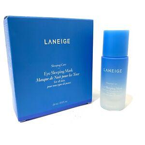 Laneige Eye Sleeping Mask For All Skin Types 25ml / .8oz Authentic