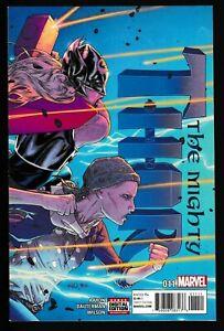 Mighty Thor #11 - MARVEL Comics / 2016 / Jane Foster