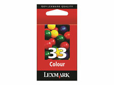Lexmark Tintenpatrone 18cx033b 33 Far