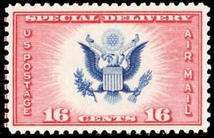CE2, Mint NH XF/Superb 16¢ With PSAG Graded 95 Certificate *** Stuart Katz