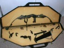 """Pse Precision Edge Series 1050cm Lh 30"""" Draw 55-70 lb Camo Compound Bow w/Case"""