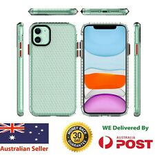 Iphone 11 11 Pro MAX Bumper Shockproof Back Case Clear Silicone Cover Protective