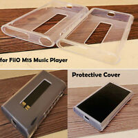 Full Protection Cover Shell Schutz Hülle Für FiiO M15 Music Player Clear Case