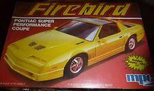 VINTAGE 1985 MPC PONTIAC FIREBIRD 1/25 MODEL CAR MOUNTAIN KIT FS